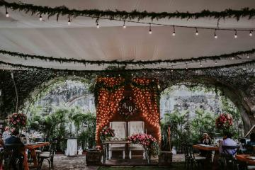 RO Chavez Wedding Planner - Boda: Ale & David