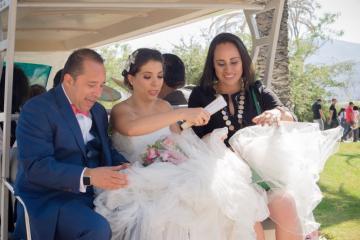 RO Chavez Wedding Planner - Boda: Tamara y Charlie