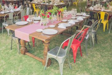 RO Chavez Wedding Planner - Boda: Azy y Fer